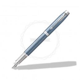 Pióro wieczne Parker IM Premium Niebiesko Szare CT [2143651]Pióro wieczne Parker IM Premium Niebiesko Szare...