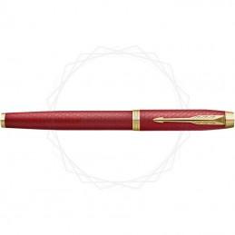 Pióro wieczne Parker IM Premium Czerwone GT [2143650]