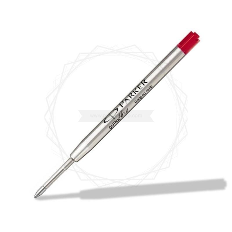 """Wkład do długopisu Parker Czerwony """"M"""" [1950370]"""
