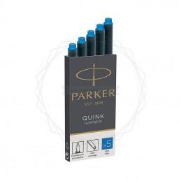 Naboje Do Pióra Wiecznego Parker Niebieskie Wymazywalne [1950383]Naboje Do Pióra Wiecznego Parker Niebieskie...