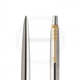Długopis Parker Jotter Stalowy Matowy GT [1953182]