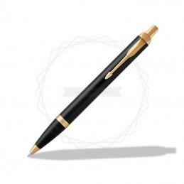 Długopis Parker IM Czarny GT [1931666]Długopis Parker IM Czarny GT [1931666]