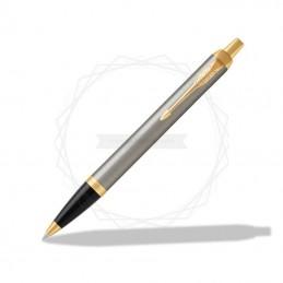 Długopis Parker IM Brushed Metal GT [1931670]Długopis Parker IM Brushed Metal GT [1931670]