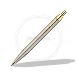 Długopis Parker IM brushed metal GT [S0856480]Długopis Parker IM brushed metal GT [S0856480]