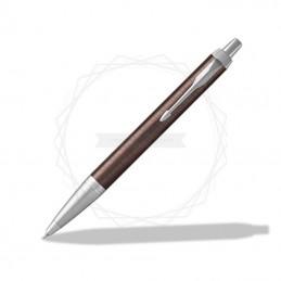 Długopis Parker IM Premium Brązowy CT [1931679]Długopis Parker IM Premium Brązowy CT [1931679]