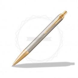 Długopis Parker IM Premium Warm Grey GT [1931687]Długopis Parker IM Premium Warm Grey GT [1931687]
