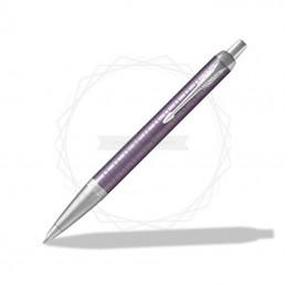 Długopis Parker IM Premium Ciemny Fiolet CT [1931638]Długopis Parker IM Premium Ciemny Fiolet CT...
