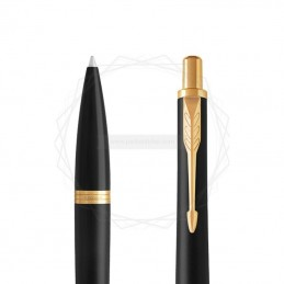 Długopis Parker Urban Muted Black GT [1931576]