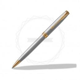 Długopis Parker Sonnet Stalowy GT [1931507]Długopis Parker Sonnet Stalowy GT [1931507]