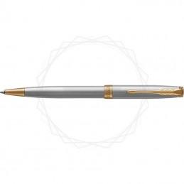 Długopis Parker Sonnet Stalowy GT [1931507]