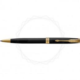 Długopis Parker Sonnet Czarny Matowy GT [1931519]