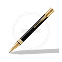 Długopis Parker Duofold Black GT [1931386]Długopis Parker Duofold Black GT [1931386]