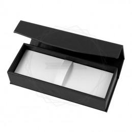 Pudełko prezentowe ze skóry ekologicznej czarne [P0188]Pudełko prezentowe ze skóry ekologicznej czarne...