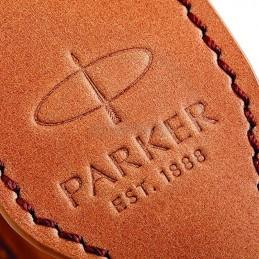 Oryginalne skórzane etui Parker w kolorze brązowym [2029730]