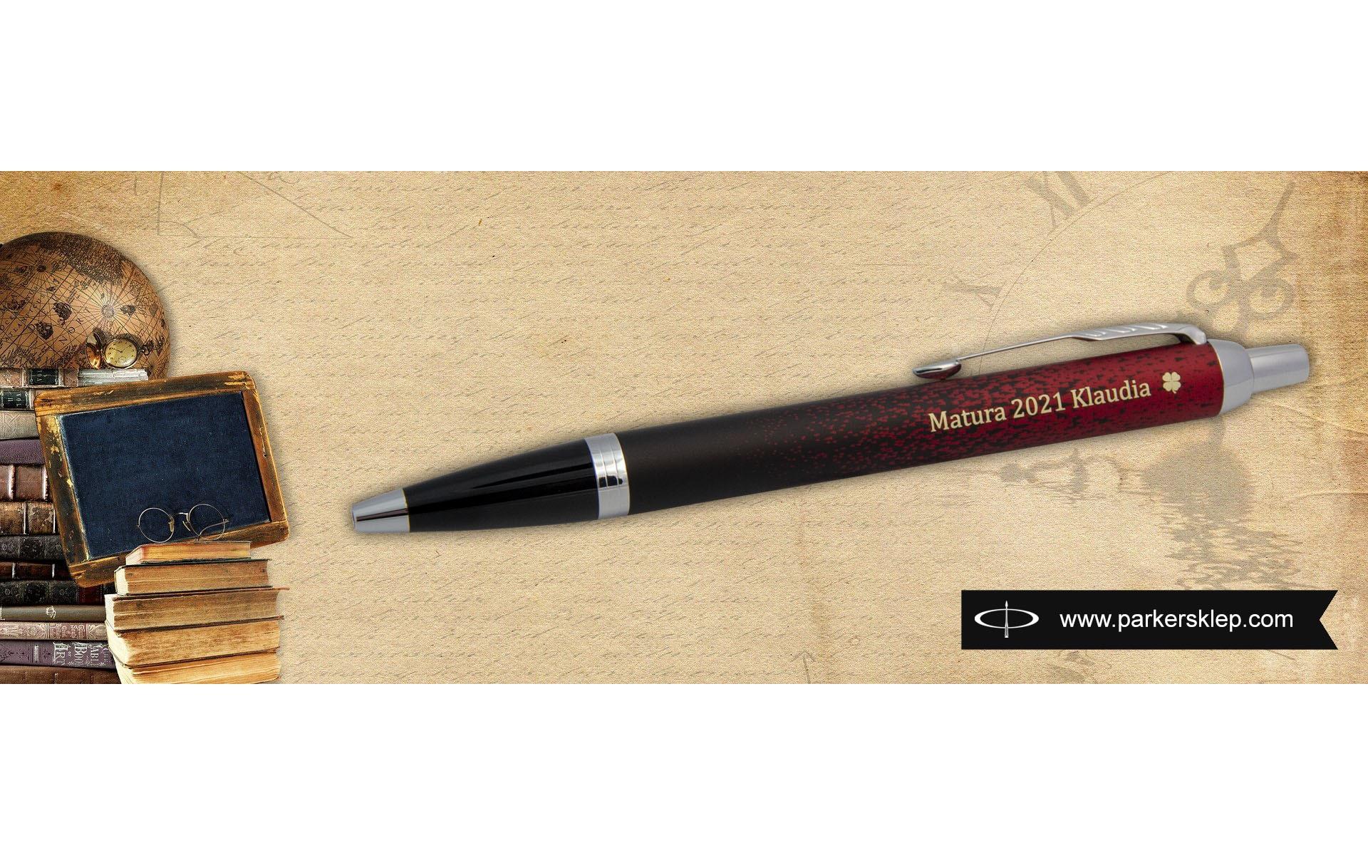 długopis Parker IM z grawerem