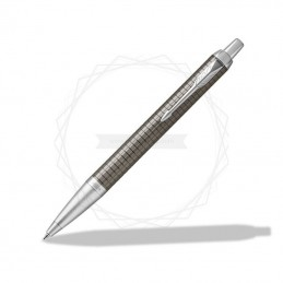 Długopis Parker IM Premium Dark Espresso CT w pudełku [1931683/12]