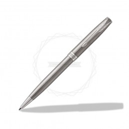 Zestaw Długopis Parker Sonnet Stalowy CT + Notes [1889088]