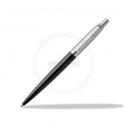 Długopis Parker Jotter Premium Czarny Bond Street Kratka [1953195]Długopis Parker Jotter...