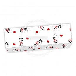 Obwoluta na pudełko Love [O015]Obwoluta na pudełko Love...