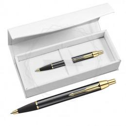 Długopis Parker IM Czarny GT w białym pudełku [S0856440/4]Długopis Parker IM Czarny...