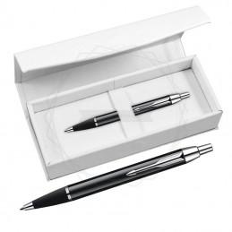 Długopis Parker IM Czarny CT w białym pudełku [S0856430/4]Długopis Parker IM Czarny CT w białym pudełku...