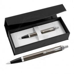Długopis Parker IM Dark Espresso CT w czarnym pudełku [1931671/3]Długopis Parker IM Dark...