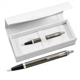 Długopis Parker IM Dark Espresso CT w białym pudełku [1931671/4]Długopis Parker IM Dark...