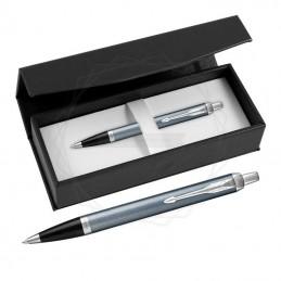 Długopis Parker IM Szaroniebieski CT w czarnym pudełku [1931669/3]Długopis Parker IM...