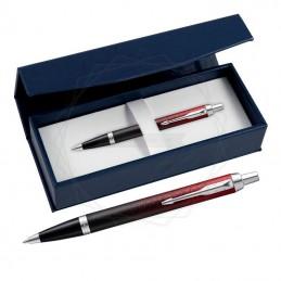 Długopis Parker IM Red Ignite Edycja Specjalna w granatowym pudełku [2074031/2]Długopis Parker IM Red...
