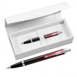 Długopis Parker IM Red Ignite Edycja Specjalna w białym pudełku [2074031/4]Długopis Parker IM Red...