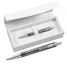 Długopis Parker IM Metallic Pursuit Edycja Specjalna w białym pudełku [2074144/4]Długopis Parker IM Metallic...
