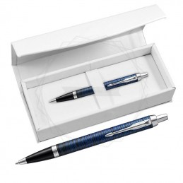 Długopis Parker IM Blue Origin Edycja Specjalna w białym pudełku [2073476/4]Długopis Parker IM Blue Origin Edycja Specjalna...