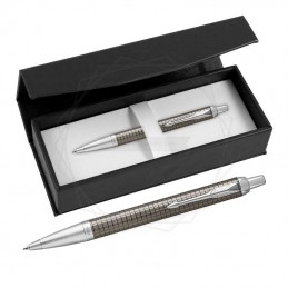 Długopis Parker IM Premium Dark Espresso CT w czarnym pudełku [1931683/1]Długopis Parker IM Premium...