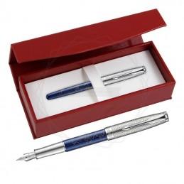 Pióro wieczne Parker Sonnet SE Blue Silver CT w czerwonym pudełku [2054839/3]Pióro wieczne Parker Sonnet...