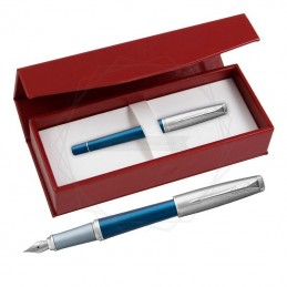 Pióro wieczne Parker Urban Premium Dark Blue CT w czerwonym pudełku [1931563/3]Pióro wieczne Parker Urban...