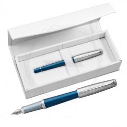 Pióro wieczne Parker Urban Premium Dark Blue CT w białym pudełku [1931563/4]Pióro wieczne Parker Urban...