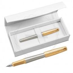 Pióro wieczne Parker Urban Premium Aureate Powder GT w białym pudełku [1931571/4]Pióro wieczne Parker Urban...