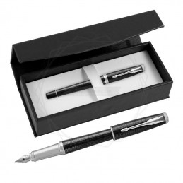 Pióro wieczne Parker Urban Premium Ebony Metal w czarnym pudełku [1931613/1]Pióro wieczne Parker Urban Premium Ebony Metal...