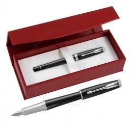 Pióro wieczne Parker Urban Premium Ebony Metal w czerwonym pudełku [1931613/3]Pióro wieczne Parker Urban Premium Ebony Metal...