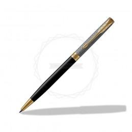 Długopis Parker Sonnet Cisele Srebro i Czerń GT slim [1931541]Długopis Parker Sonnet...