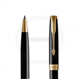 Długopis Parker Sonnet Czarna Laka GT [1931497]