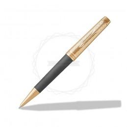 Długopis Parker Premier Custom Storm Grey GT [1931440]Długopis Parker Premier...