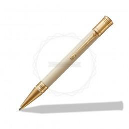 Długopis Parker Duofold Ivory & Black GT [1931396]Długopis Parker Duofold...