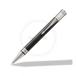 Długopis Parker Duofold Prestige Black Chevron CT [1945414]Długopis Parker Duofold...