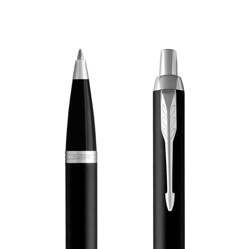 Długopis Parker IM Czarny matowy CT [2143632] w przekroju