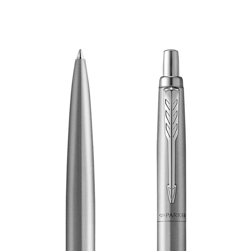 Długopis Parker Jotter XL Monochrome Grey [2122756] w przekroju