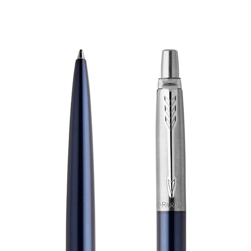Długopis Parker Jotter Niebieski Royal CT w przekroju