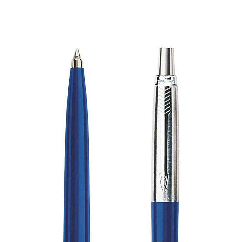 Długopis Parker Jotter niebieski w przekroju