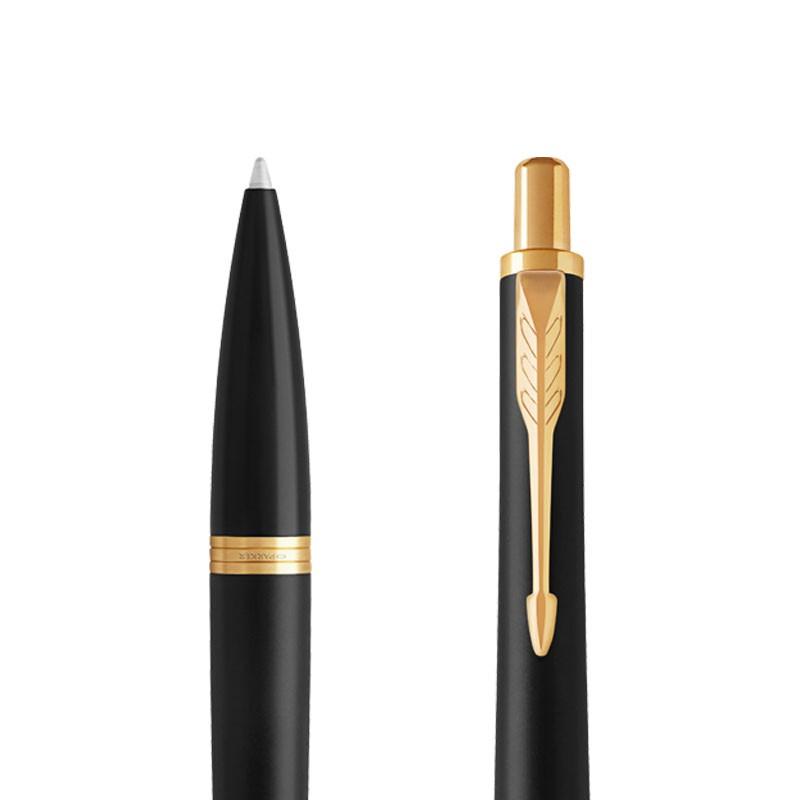 Długopis Parker Urban Muted Black GT w przekroju