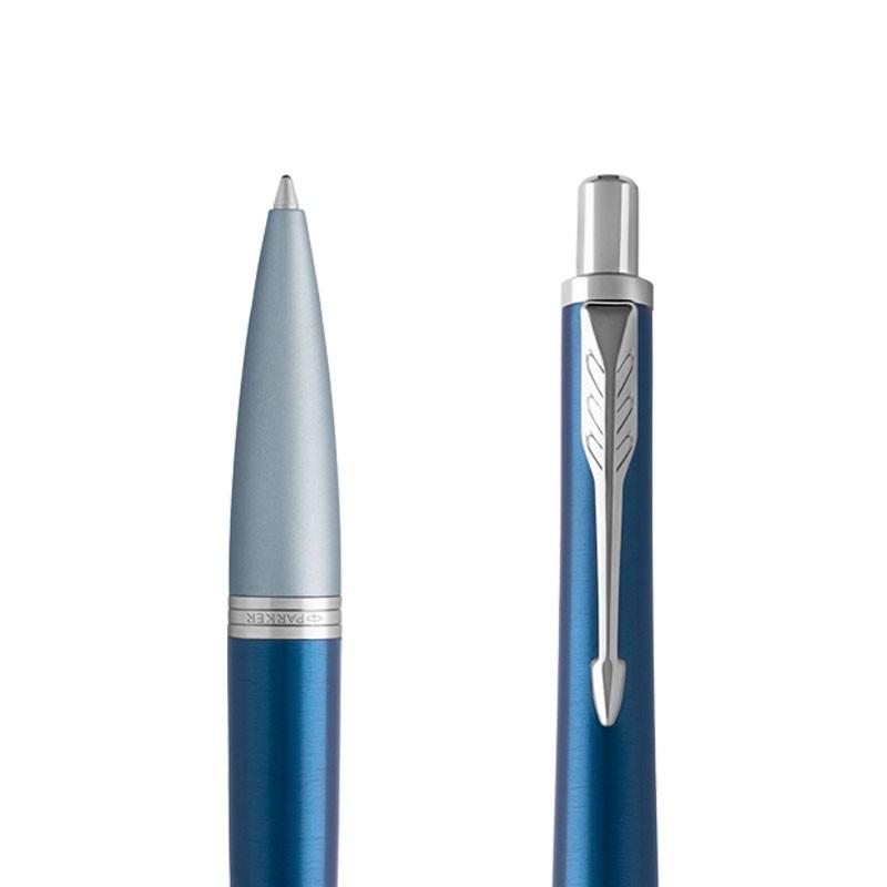 Długopis Parker Urban Premium Dark Blue CT w przekroju